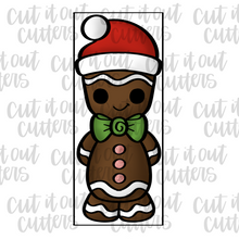 Load image into Gallery viewer, Build A Gingerbread Man 12 x 5 Cookie Cutter Set