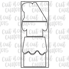 Load image into Gallery viewer, Build A House 12 x 5 Cookie Cutter Set