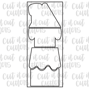 Build A House 12 x 5 Cookie Cutter Set