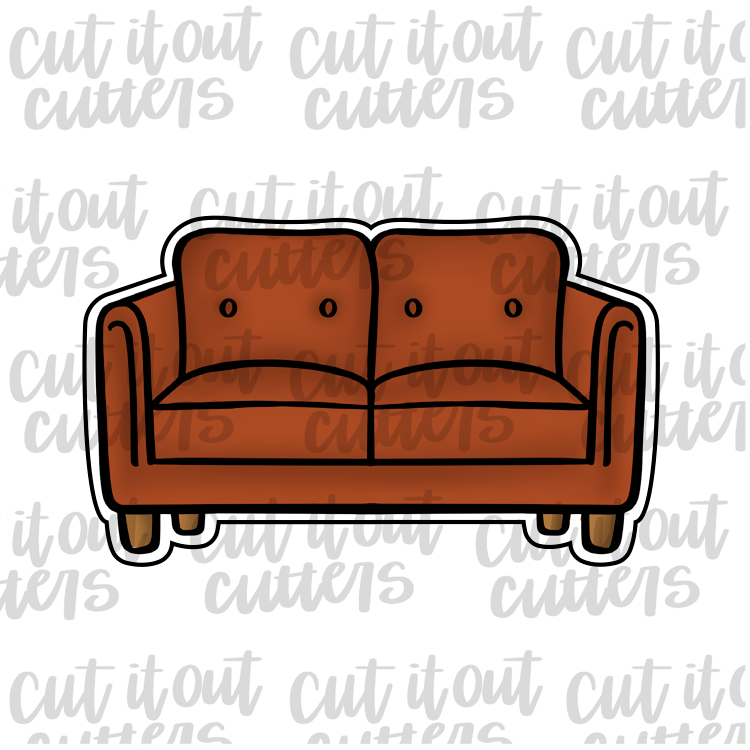 Couch Cookie Cutter