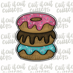 Donut Stack Cookie Cutter