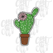 Load image into Gallery viewer, Cactus Cookie Cutter