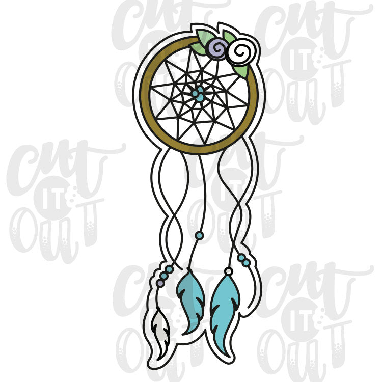 Dreamcatcher Cookie Cutter