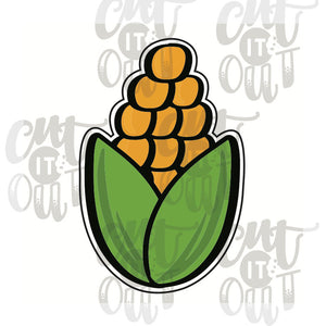 Corn on the Cob Cookie Cutter