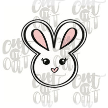 Load image into Gallery viewer, Bunny Cookie Cutter