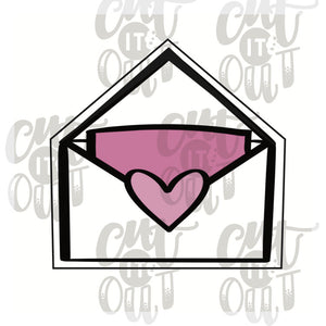 Envelope Cookie Cutter