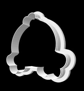 Bunny Booty Cookie Cutter