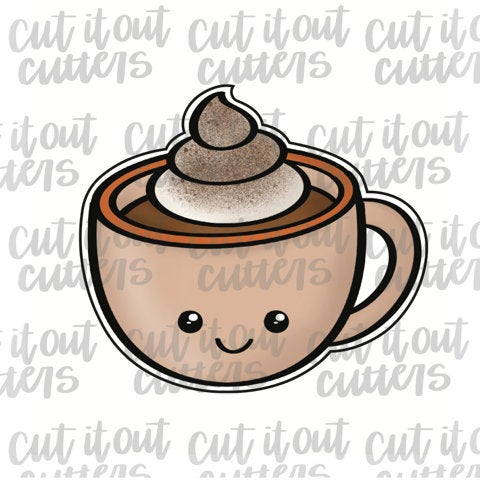 PSL Cutie Mug Cookie Cutter