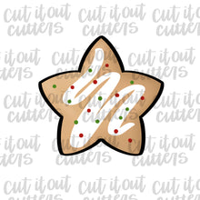 Load image into Gallery viewer, Chubby Star Cookie Cutter