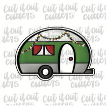 Load image into Gallery viewer, Cutie Camper Cookie Cutter