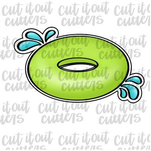 Pool Float Cookie Cutter