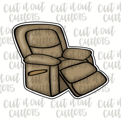 Recliner Cookie Cutter