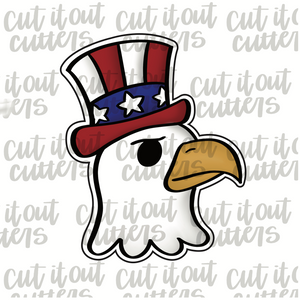 USA Eagle Cookie Cutter