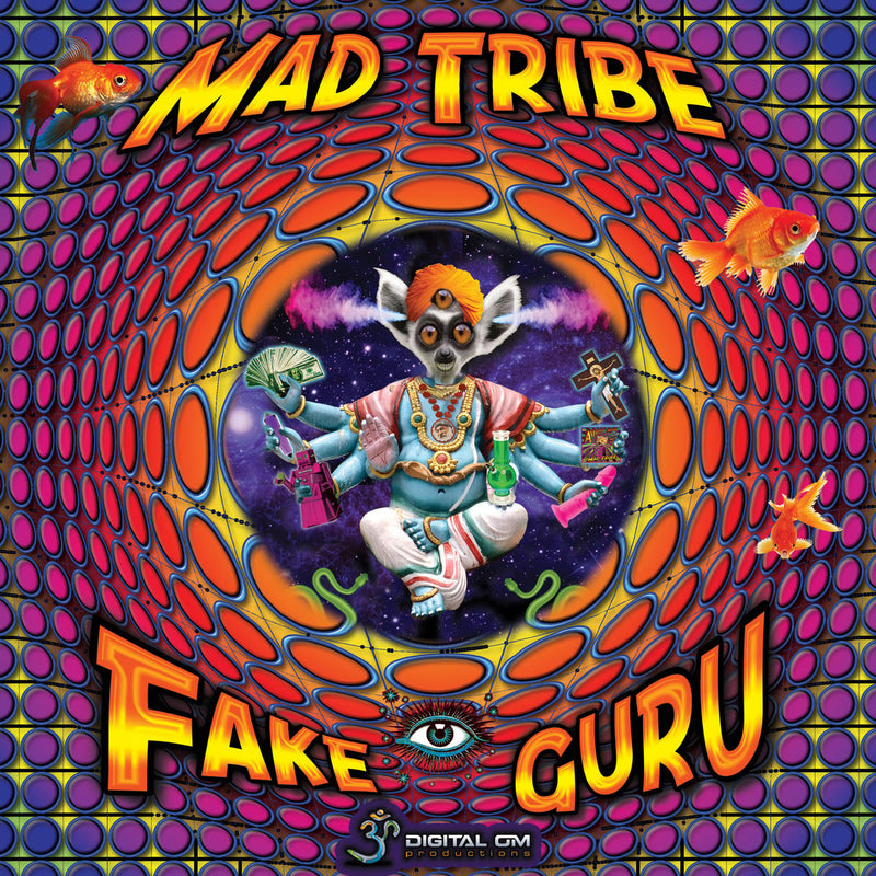 VINIL MAD TRIBE - FAKE GURU