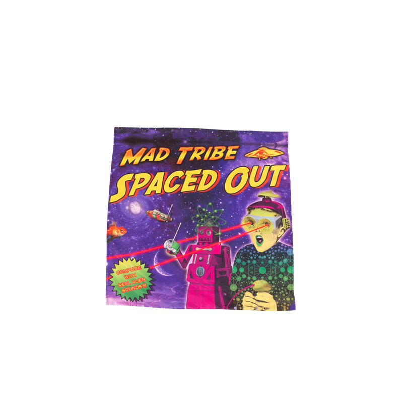 BANDEIRA MAD TRIBE - SPACED OUT