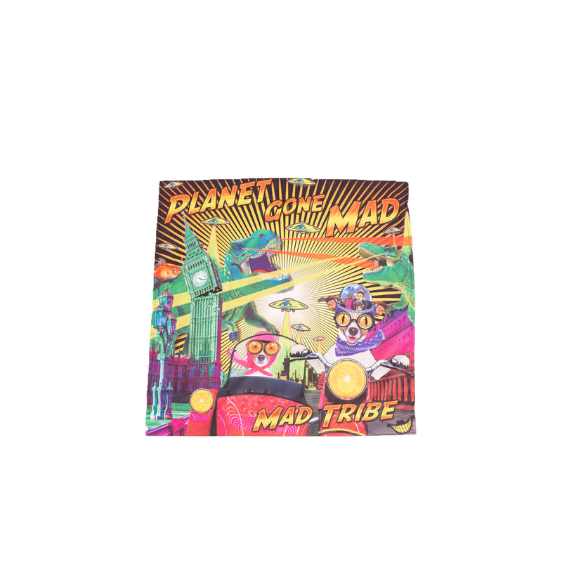BANDEIRA MAD TRIBE - PLANET GONE MAD