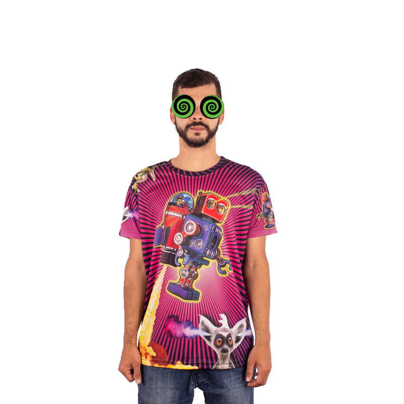 CAMISETA MAD TRIBE - ROCKET POWER