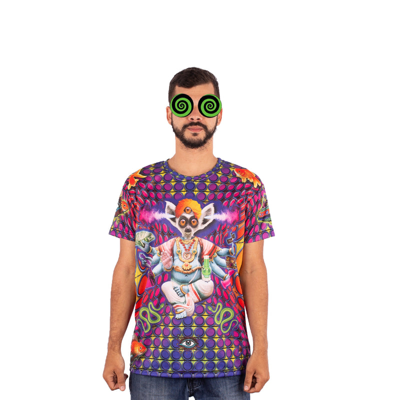CAMISETA MAD TRIBE - FAKE GURU