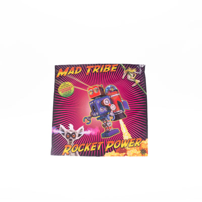 BANDEIRA MAD TRIBE - ROCKET POWER