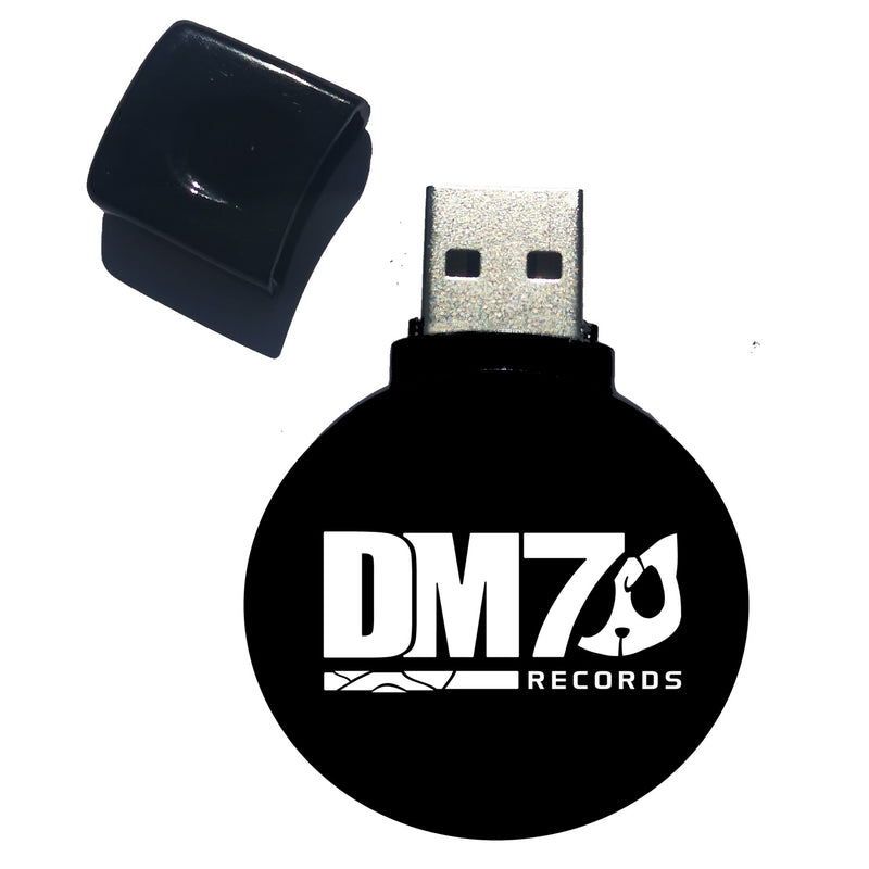 PEN DRIVE DM7 RECORDS