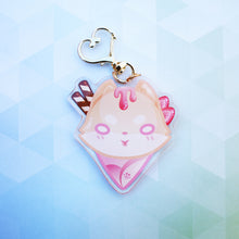 Load image into Gallery viewer, Shiba Crepe Keychain