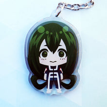 Froppy PE Outfit Keychain