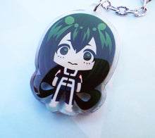 Load image into Gallery viewer, Froppy PE Outfit Keychain