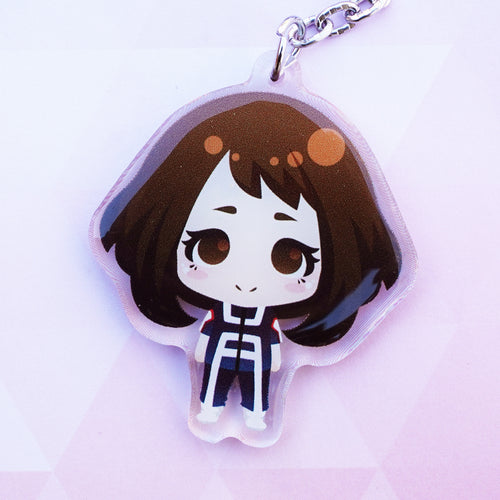 Ochaco PE Outfit Keychain