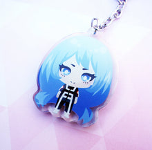 Load image into Gallery viewer, Nejire PE Outfit Keychain