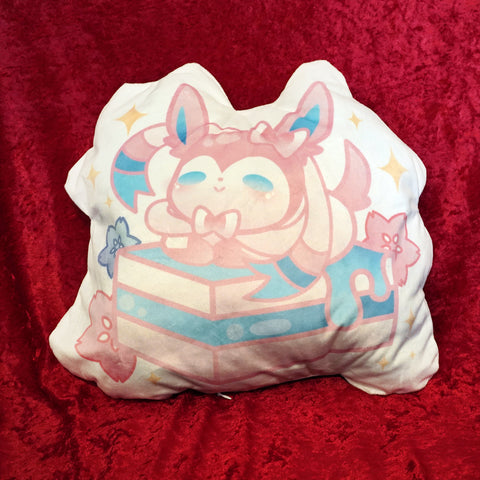Sylveon Sakura Cake - Pillow