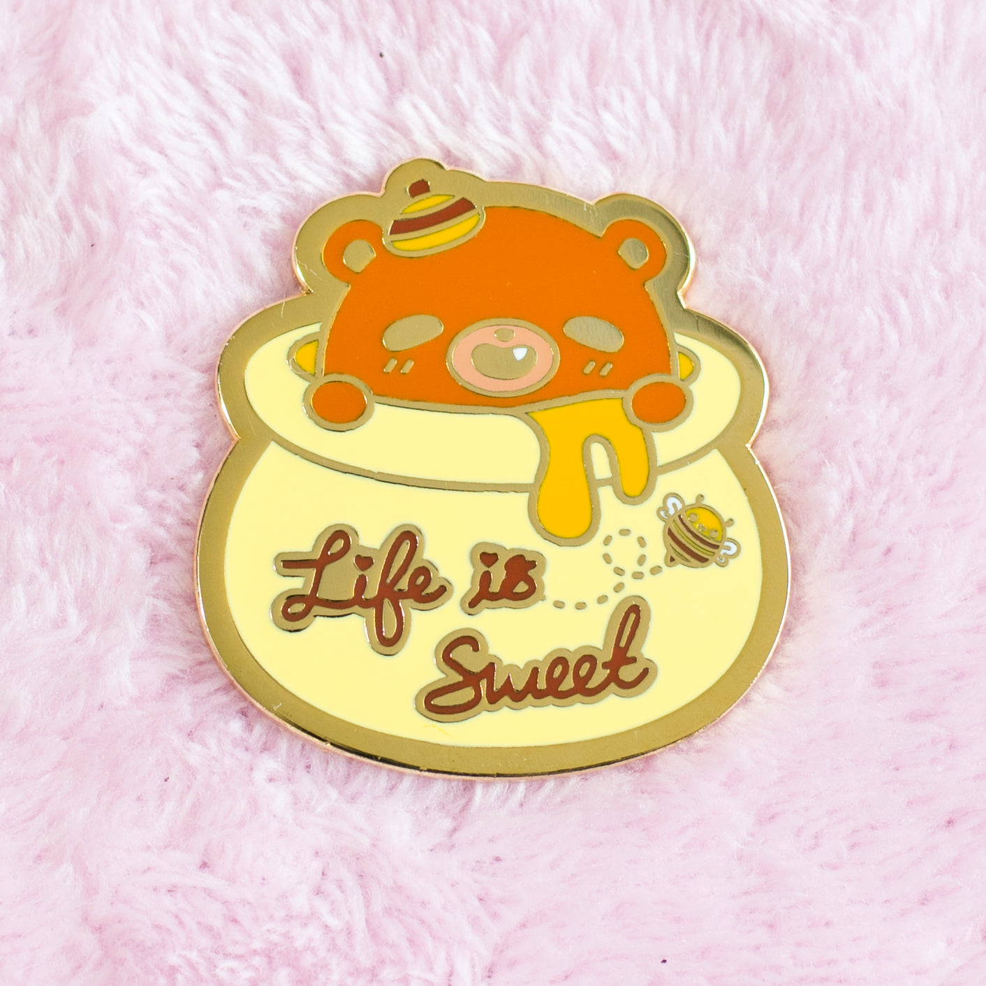 Life is Sweet Bear - August 2019