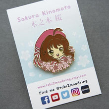 Load image into Gallery viewer, CC Sakura Pin