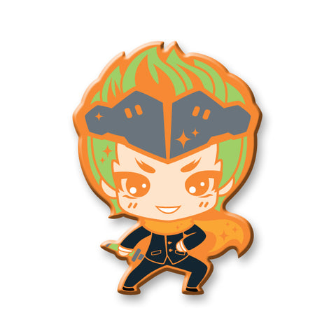 Young Genji Pin