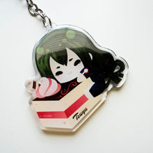 Load image into Gallery viewer, Froppy Cake Keychain