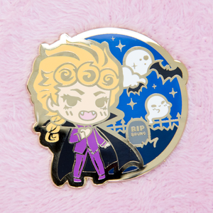 Giorno Halloween Enamel pin - LIMITED EDITION