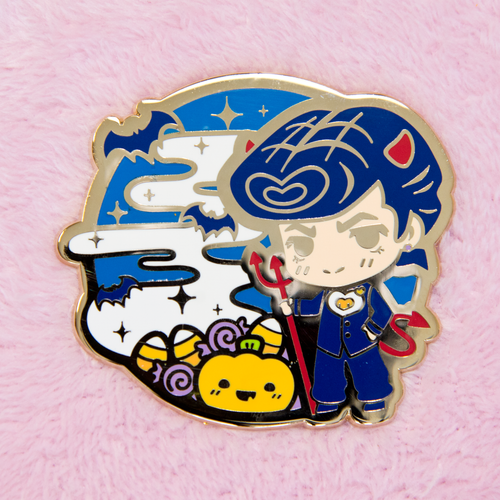 Josuke Halloween Enamel pin - LIMITED EDITION