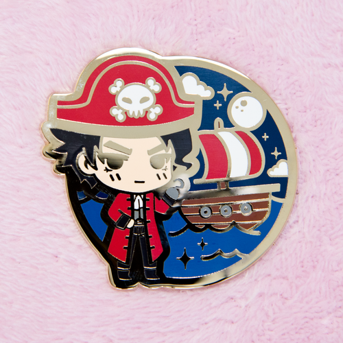 Jotaro Halloween Enamel pin - LIMITED EDITION