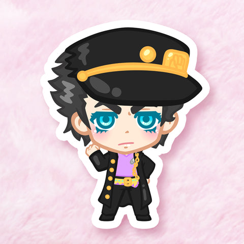 Jotaro Vinyl Sticker