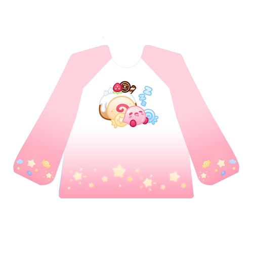 Kirby Sweet Dreams Sweatshirt - PINK
