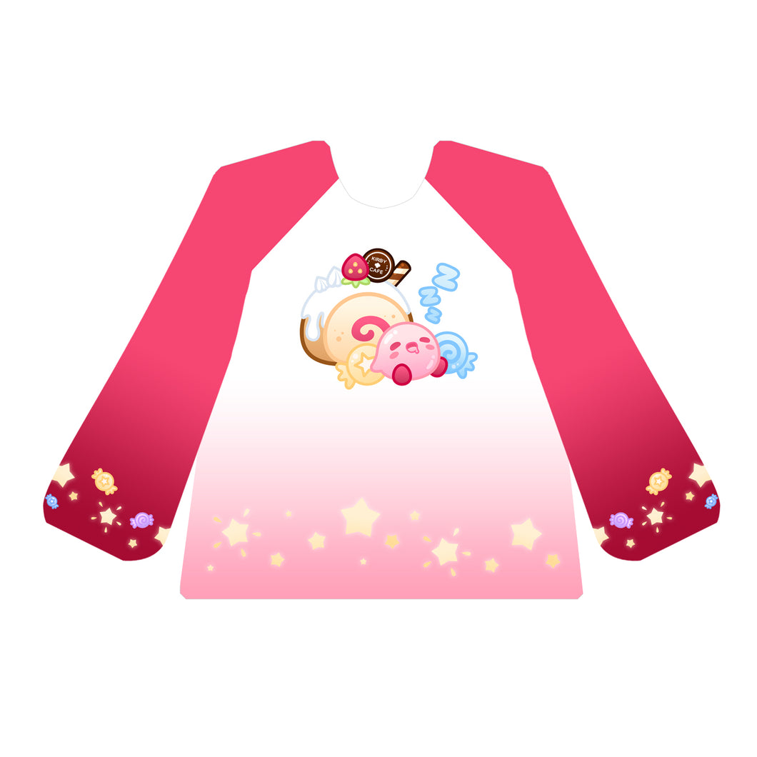 Kirby Sweet Dreams Sweatshirt - HOT PINK