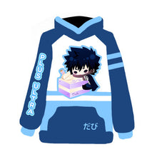 Load image into Gallery viewer, Dabi Cake Hoodie