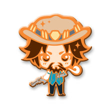 Load image into Gallery viewer, Mccree Pin