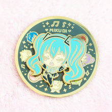 Miku Spinning Pin