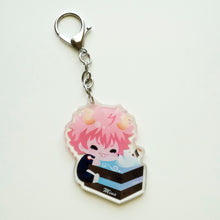 Load image into Gallery viewer, Mina Cake Keychain