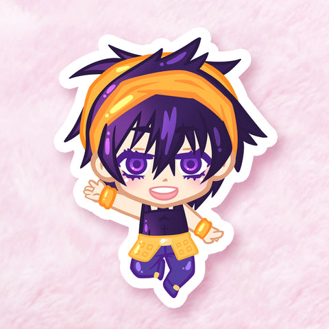 Narancia Vinyl Sticker