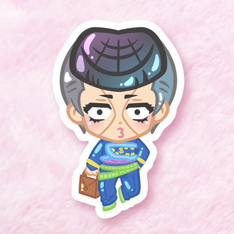 Okuyasu Vinyl Sticker