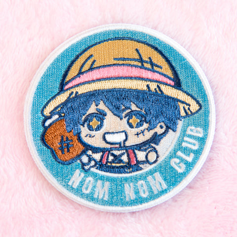 Luffy's Nom Nom Club - Patch