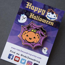 Load image into Gallery viewer, Halloween Night Pin