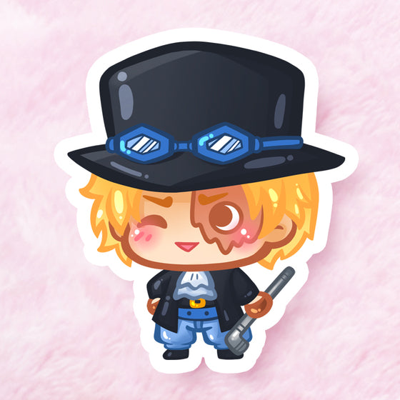 Sabo Vinyl Sticker