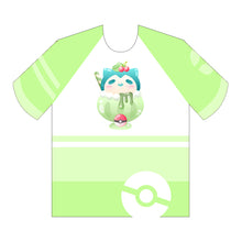 Load image into Gallery viewer, Snorlax Matcha Milkshake - T-shirt